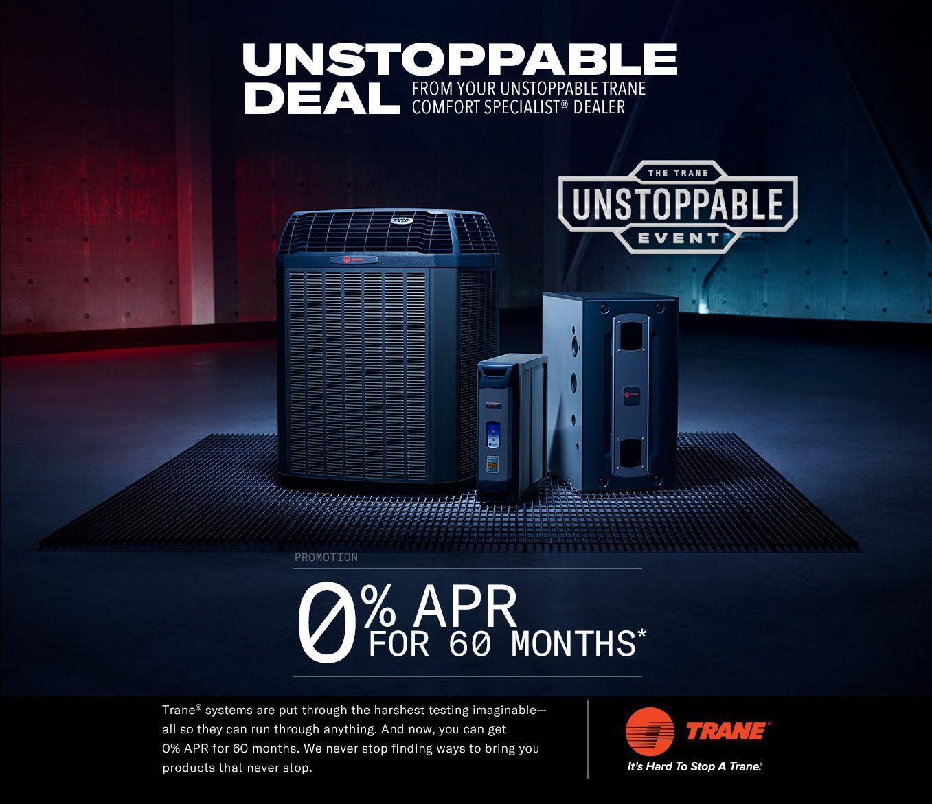 Tr 19 0208 2019 Trane No Rebate Fall 60 Mo Compressor